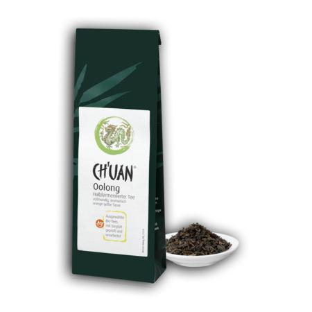 Ch'uan Grüner Tee Bio-Oolong