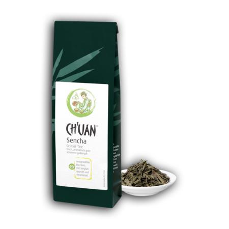 Ch'uan Grüner Tee Bio-Sencha