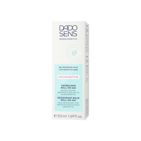 Dado Sens DEOSENSITIVE Deobalsam Roll-on 24h