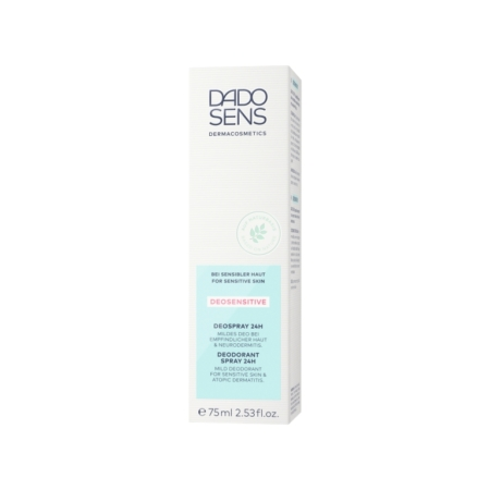 Dado Sens DEOSENSITIVE Deospray 24h