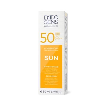 DADO SENS SUN Sonnencreme SPF 50