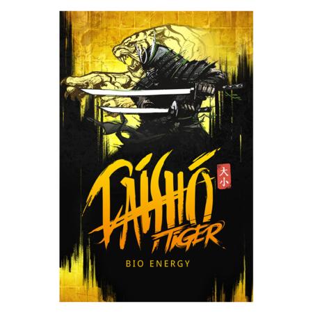 Attila Hildmann DAISHO Tiger Bio Energy (500ml)