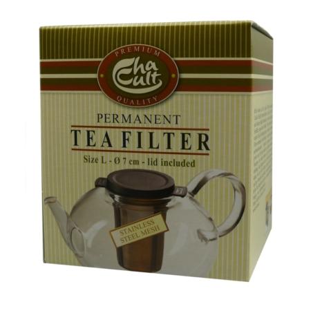 Dauer Teefilter