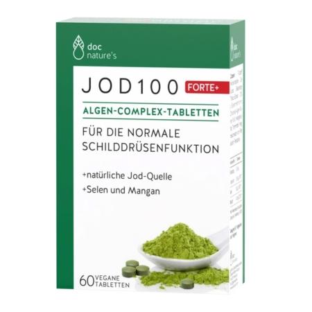 doc narure´s Jod100 forte+