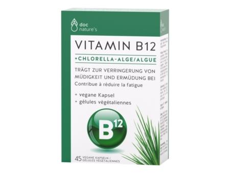 doc nature´s Vitamin B12 Kapseln