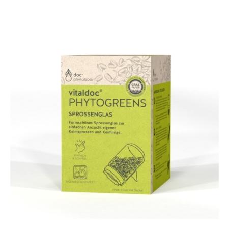 doc phytolabor vitaldoc Phytogreens Sprossenglas