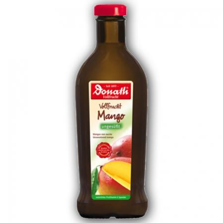 Donath Vollfrucht Mango ungesüßt (500ml)