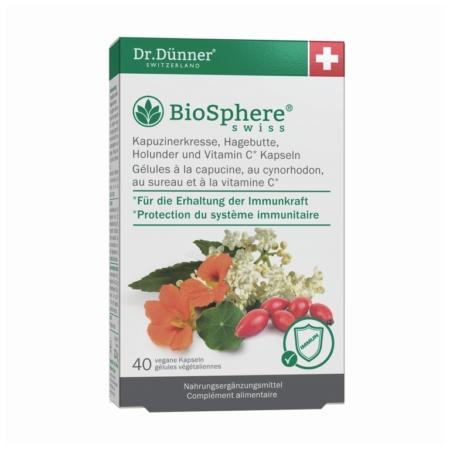 Dr. Dünner BioSphere Kapuzinerkresse & Hagebutte