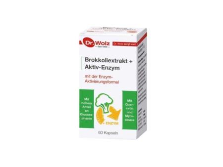 Dr. Wolz Brokkoliextrakt + Aktiv-Enzym