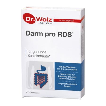 Dr. Wolz Darm pro RDS (60 Kapseln)