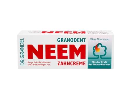 Dr Grandel Granodent Neem Zahncreme