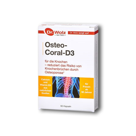 Dr. Wolz Osteo Coral