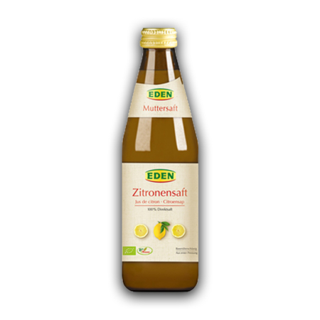 Eden Zitronensaft (330ml)
