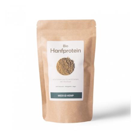 Feinstoff Hanfprotein Pulver bio
