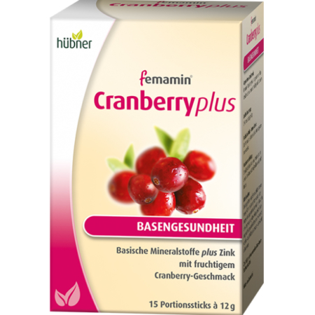 Hübner femamin Cranberry plus