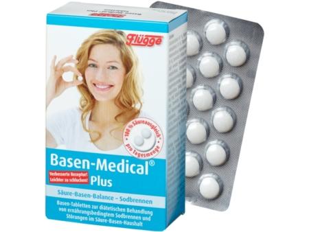 Flügge Basen Medical Plus Tabletten