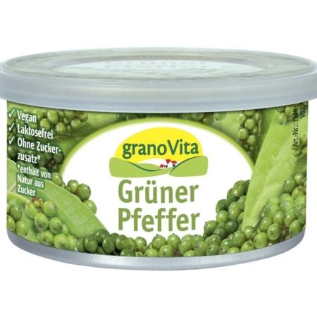 granoVita Pastete Grüner Pfeffer