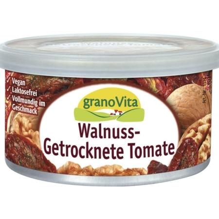 granoVita Pastete Walnuss-Getrocknete Tomate