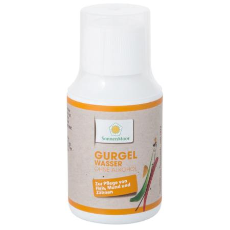 SonnenMoor Gurgelwasser ohne Alkohol (100 ml)