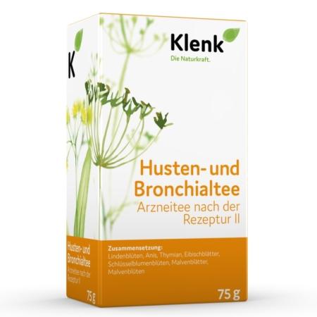 Klenk Husten- und Bronchialtee II