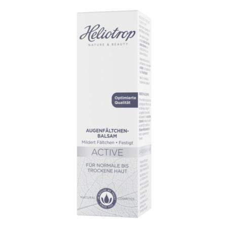 Heliotrop ACTIVE Augenfältchen-Balsam (20ml)