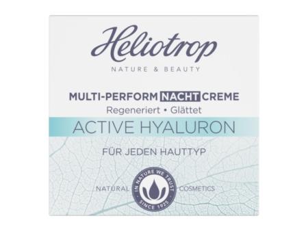 Heliotrop Active Hyaluron Nachtcreme