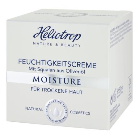 Heliotrop MOISTURE Feuchtigkeitscreme (50ml)