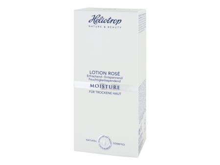 Heliotrop MOISTURE Lotion Rosè (200ml)