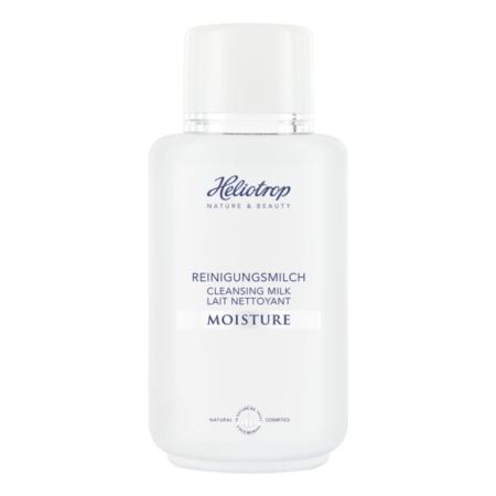 Heliotrop MOISTURE Reinigungsmilch (200ml)