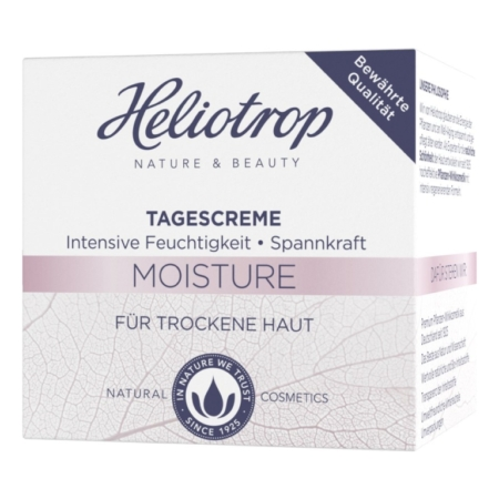 Heliotrop MOISTURE Tagescreme (50ml)