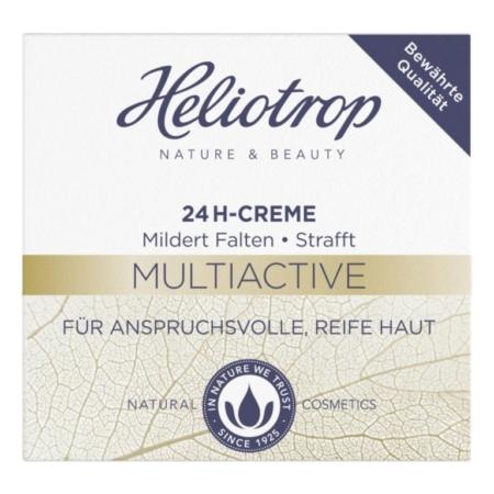 Heliotrop MULTIACTIVE 24-Stunden-Creme (50ml)