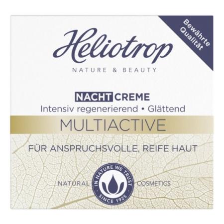 Heliotrop MULTIACTIVE Nachtcreme (50ml)