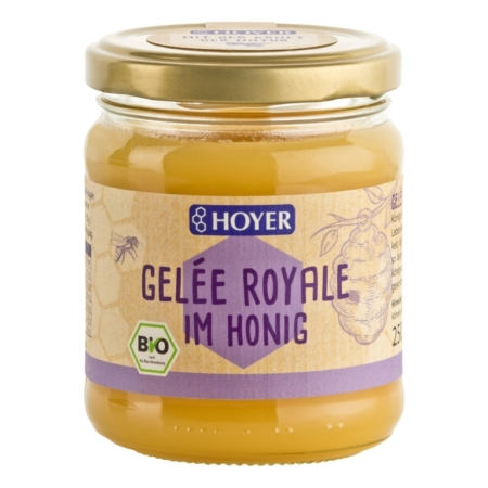 Hoyer Gelee Royale in Honig bio