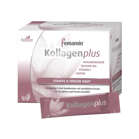 Hübner femamin Kollagenplus