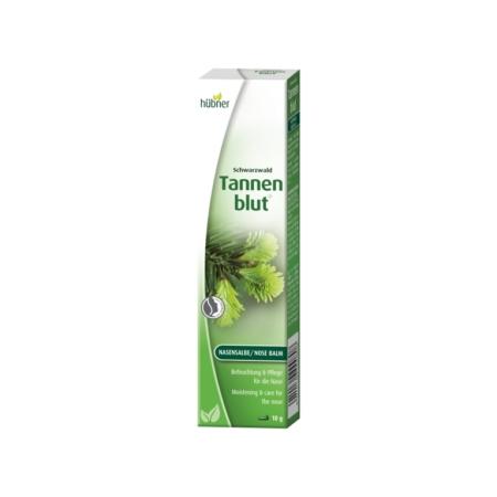 Hübner Tannenblut Nasensalbe mild (10g)
