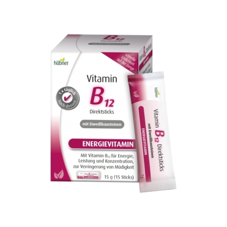 Hübner Vitamin B12 Direktsticks