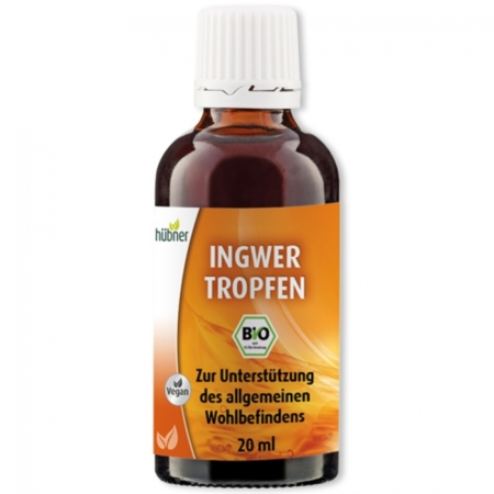 Hübner Ingwer Tropfen (20ml)