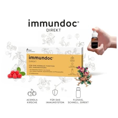 Immundoc direkt (6 Trinkfläschchen)