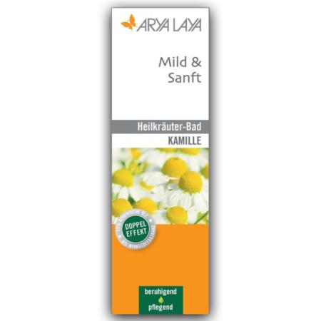 Arya Laya Heilkräuter-Bad Mild & Sanft Kamille (200ml)