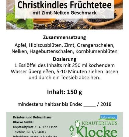 Klockes Christkindles-Tee