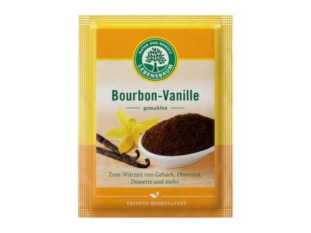 Lebensbaum Bourbon-Vanille bio (5g)