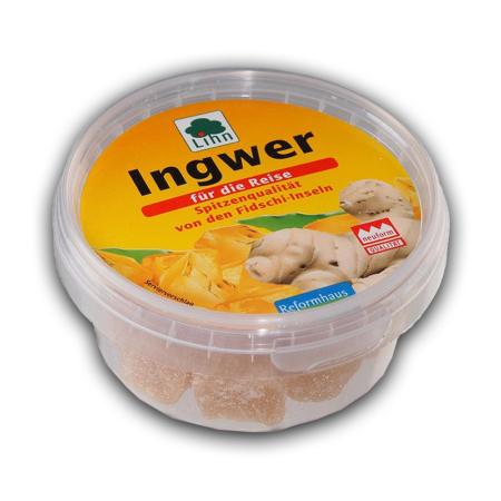 Lihn Ingwer für die Reise (100g)