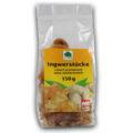 Lihn Ingwerstücke ohne Zuckerzusatz (150g)
