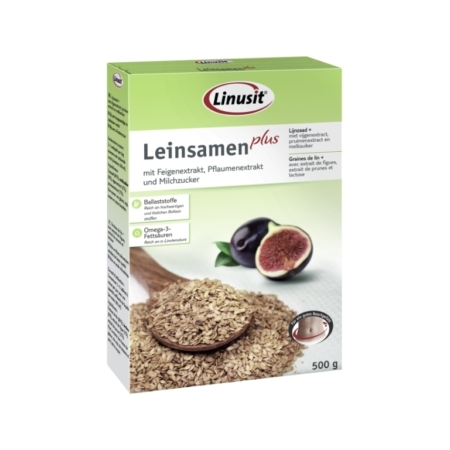 Linusit Leinsamen plus