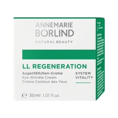 Annemarie Börlind LL REGENERATION SYSTEM VITALITY Augenfältchen-Creme