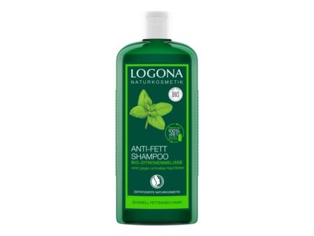 Logona Anti-Fett Shampoo Bio-Zitronenmelisse
