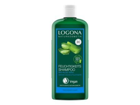 Logona Feuchtigkeits Shampoo Bio-Aloe Vera (250ml)
