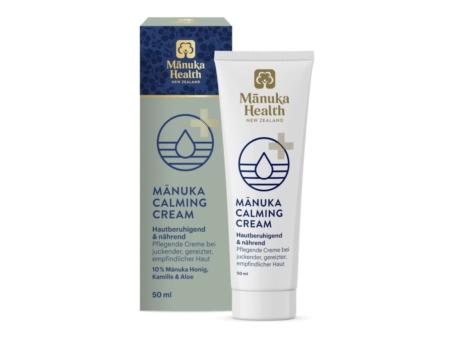 Manuka Health Manuka Calming Cream (50ml)