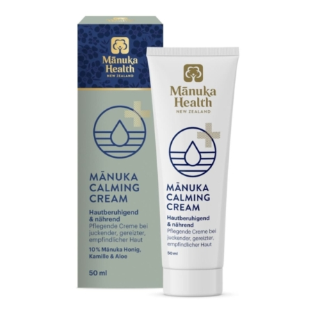 Manuka Health Manuka Calming Cream (50ml)
