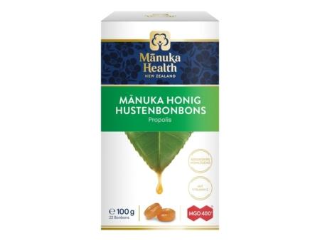 Manuka MGO™ 400+ Propolis Lutschbonbons